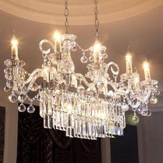 Rectanglar clear Crystal lighting for dining room Parlor large led candle lamp Restaurant big long led chandeliers Avize. Product ID: Crystal Chandelier Lighting, Luxury Chandelier, Cheap Pendant Lights, Candle Chandelier, Candle Lamp, Lantern Pendant, Lustre Ikea, Ceiling Light Fixtures, Ceiling Lights