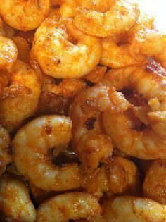Esta receta es de mi suegro Ramón, le sale impresionantes. Aupa Ramontxu y aupa Lekeitio !!! – para 4 personas … Leer más Shrimp Recipes, Fish Recipes, Mexican Food Recipes, Healthy Recipes, Cooking Recipes, Tapas, How To Cook Fish, Food Decoration, Fish And Seafood