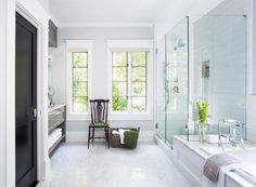 Before and After Photos of the Wilton Whole Home Renovation in Georgia | Home Design Lover