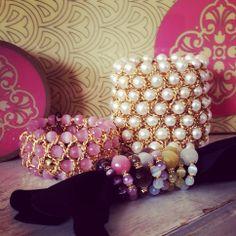 Bracciali  e anelli con pietre dure , di Giadan gioielli