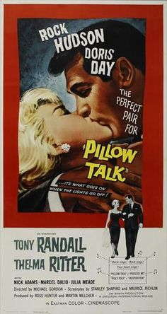 Pillow Talk 27x40 Movie Poster (1964)