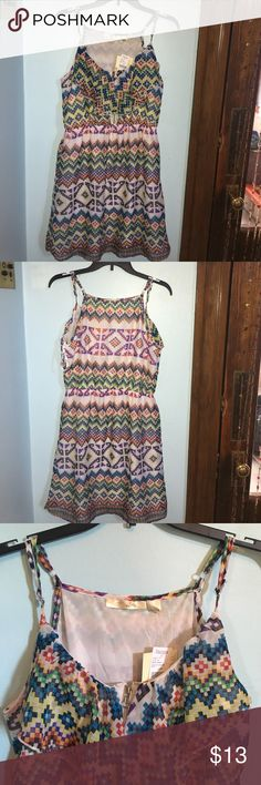 *NEW WITH TAGS *Aztec Print Dress New With Tags. New Glory Dresses