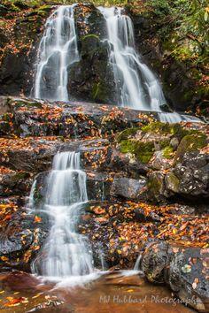 Laural Falls Smokey Mountain