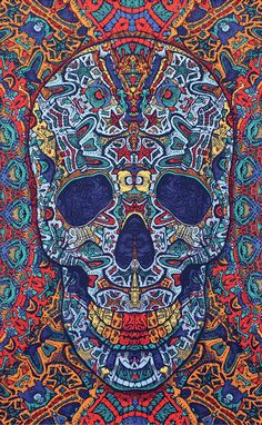 Hippie Tapestry Fabric Indian Wall Hanging by TREYYMASTER on Etsy, $27.95
