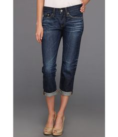 Adriano Goldschmied Piper Crop Slouchy Slim Boyfriend Jean in 5 Years Blue 24R in Clothing, Shoes & Accessories, Women's Clothing, Jeans | eBay