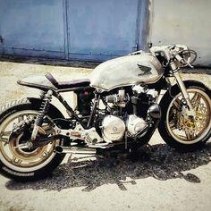 Honda CB 900 Boldor SC01