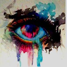 Painted Eye