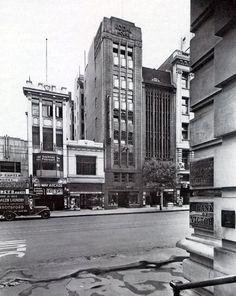 Former Lyric House and Kodak House Collins Street, Melbourne