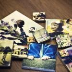 DIY Picture Tiles - You Will Never Buy a Photo Frame Again | Crunchy Betty
