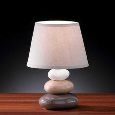 Tischleuchte in Steinoptik Jetzt bestellen unter: https://moebel.ladendirekt.de/lampen/tischleuchten/beistelltischlampen/?uid=f78bc09d-8584-545f-8562-fa325b1c7c67&utm_source=pinterest&utm_medium=pin&utm_campaign=boards #lampen #tischleuchten #tischlampen #beistelltischlampen