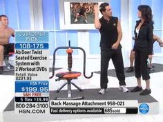 Ab Doer Twist Sitting down Exercise System with 2 Workout DVDs - http://zumbaexercisedvds.com/ab-doer-twist-sitting down-exercise-system-with-2-workout-dvds/  Find the best Zumba workout  http://zumbaexercisedvds.com click here