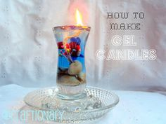 Refreshing Home: Gel Candles - Make Them Yourself-- click the link on the blog, couldn't pin straight from the article...