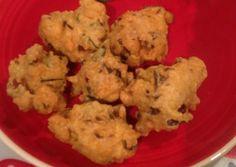 Ginger Medhu Pakoda A popular South Indian evening snack.