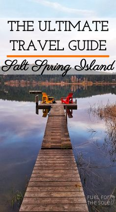 The Ultimate Travel Guide – Salt Spring Island – Fuel for The Sole Travel, Outdoor & Adventure – Wanderlust Salt Spring Island Bc, Honey Moon, Best Island Vacation, Where Is Bora Bora, Jamaica Vacation, Beach Photography, Levitation Photography, Exposure Photography, Island Tour