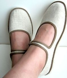 Vegan Mary Jane Shoes