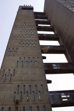 Balfron Tower / Erno Goldfinger