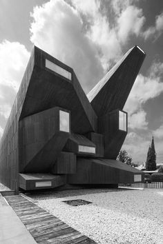 Parish Church of Santa Monica | Vicens & Ramos #Architecture