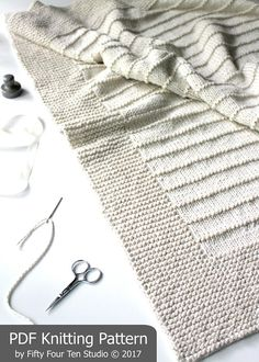 The On the Porch blanket is a very easy knitting pattern. Find this beginner pat… The On the Porch blanket is a very easy knitting pattern. Find this beginner pattern and more knitting inspiration at LoveKnitting. Easy Blanket Knitting Patterns, Knitting Terms, Knitted Afghans, Knitted Baby Blankets, Easy Knitting, Knitting Stitches, Knitting Needles, Easy Knit Baby Blanket, Knitting Tutorials