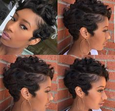 Gorgeous cut and style by @salonshavon - https://blackhairinformation.com/hairstyle-gallery/gorgeous-cut-style-salonshavon/