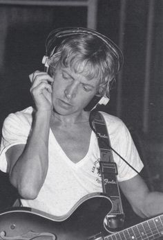Andy Summers (The Police) 1983