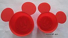 Mickey Food Cups