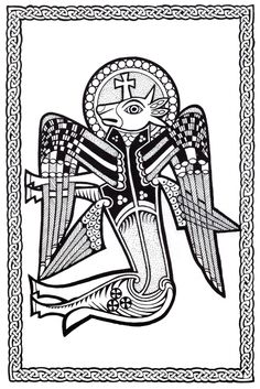 Celtic art 35 - Celtic Art Adult Coloring Pages