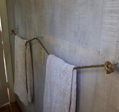 Towel rope
