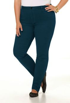 Butter Denim™ Legging Jean (Light Wash) 28-32-Extended Size Jeans