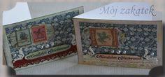 Decorative Boxes, Home Decor, Cards, Homemade Home Decor, Decoration Home, Decorative Storage Boxes, Interior Decorating