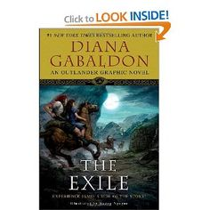 The Exile, graphic novel retelling of Outlander from Jaime's point of view.