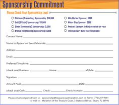 Church Pledge Form Template HausnUc  Capital Campaign