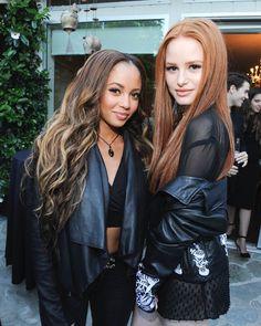 Vanessa and Madaline