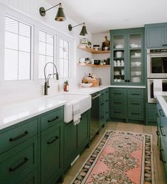 Interior Design Kitchen Find other ideas: Green Kitchen Walls Ideas Green Kitchen Color Scheme Contemporary Green Kitchen Rustic Green Kitchen Cabinets Green Kitchen Accents Kitchen Inspirations, Kitchen Remodel, Kitchen Decor, Interior Design Kitchen, New Kitchen, Green Kitchen Walls, Home Kitchens, Kitchen Layout, Kitchen Renovation
