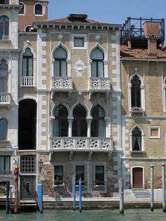 Venezia - Palazzo Contarini Fasan