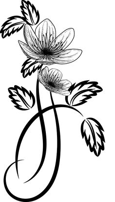 flowers drawing, decorative Vectors, Drawings, Floral, Flowers, Florals, Sketch, Royal Icing Flowers, Portrait, Flower