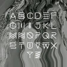 Resultado de imagen para abecedario tumblr