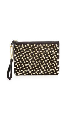 Ash Women s Star Studded Clutch, Black, One Size. evelyneloraine · bag  obsession 2ef9446f81