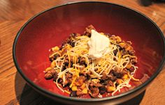 As It Seems: Mexican Chili, 5 ingredient crock pot recipe