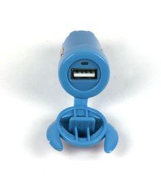 Camino 760616 Disney Lilo-stitch Style Mini Usb Charger For Car ...