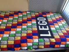 Lego deken