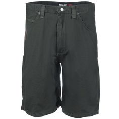 ada6cf70f7c19 Wrangler Men s 3W345 LD Loden Technician Ripstop Shorts Summer Wear