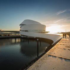 Novo terminal de cruzeiros do porto de Leixões Leixões Cruise Terminal I Portugal I by Luís Pedro Silva arquitectos | photography Fernando Guerra
