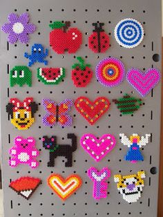 Crafts Hama beads by Mille idee