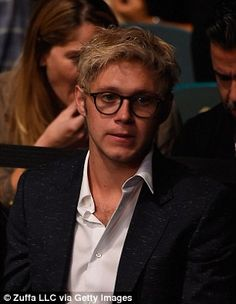 New girlfriend? Niall is said to have invited the beauty to a second sporting event the ne...