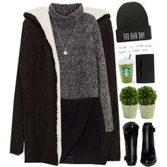 //Rainy Day// by lion-smile on Polyvore featuring polyvore, fashion, style, H&M, Zara, Alexander Wang, Christian Louboutin, Dogeared, Mills Floral Company and Prada