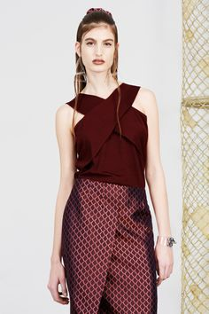 Alexander Lewis | Pre-Fall 2014 Collection | Style.com