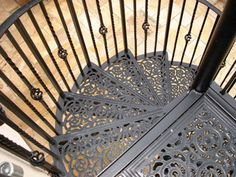 Spiral Staircases Victorian design...a thought for when I finish the attic. I will need stairs and would love ones that look like these.