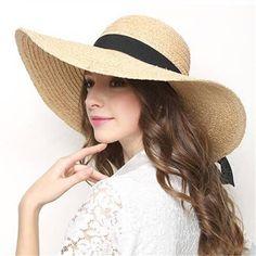 9d184558 40 Best womens floppy beach hat summer sun protection hats images ...