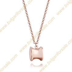 anish kapoor clone bzero1 bulgari rose gold necklace for sale bvlgari pinterest anish kapoor gold necklaces and gold