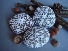 chrochet - stones
